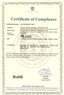 粤龙照明球泡CE证书1RC-4