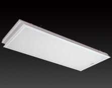 3*40W乳白机片--格栅灯盘