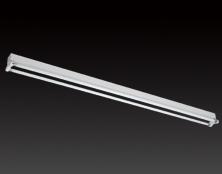 2*28W 欧式T5平盖灯管支架