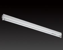 1*28W 欧式T5平盖灯管支架