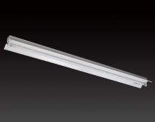 1*28W 欧式T5带罩灯管支架