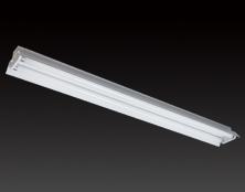 2*40W 欧式T8带罩灯管支架