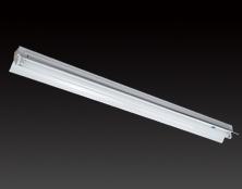 1*40W欧式T8带罩灯管支架