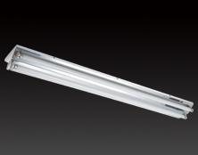 3*40W不锈钢三角灯管支架